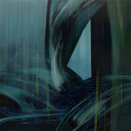 nc web TM8297 Composition for Strings and Rain 24x24 oil on panel