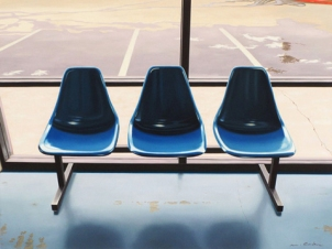 Condron - Three Blue Seats