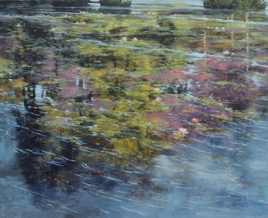 TM8395 New Morning 36x44 oil on panel