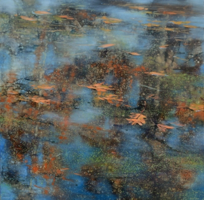 TM8458 Late Autumn Poem
