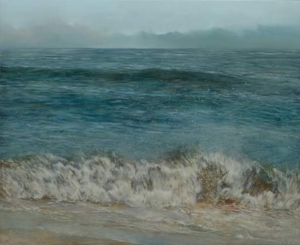 TM8318 From Nauset 36x44 oil on panel