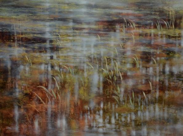 TM8530 September Song 36x48 oil on panel