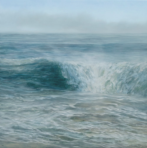 TM8564 At High Tide 36x36 oil on panel