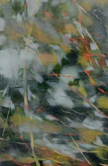 TM8573 Treehouse Dream #1 - detail from upper left corner