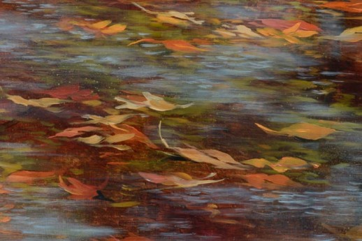 TM8422 Inside Autumn - detail from lower right