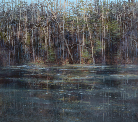 TM8578 November Morning 28x32 oil on panel