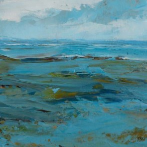 TM8652 High Tide #3 6x6 oil