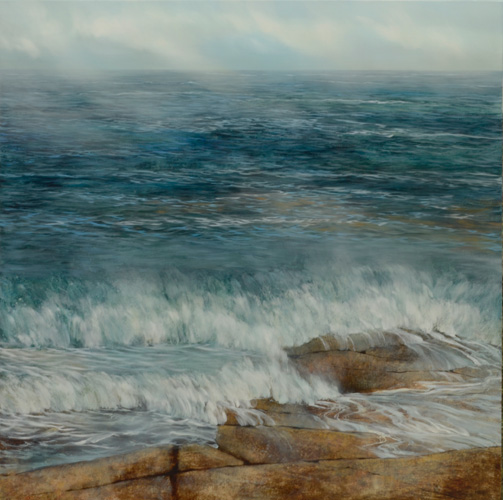 nc web TM8683 High Tide Comes In 36x36 oil on panel