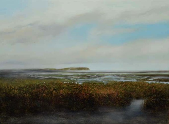 TM8692 Quiet Morning 36x48 oil on panel
