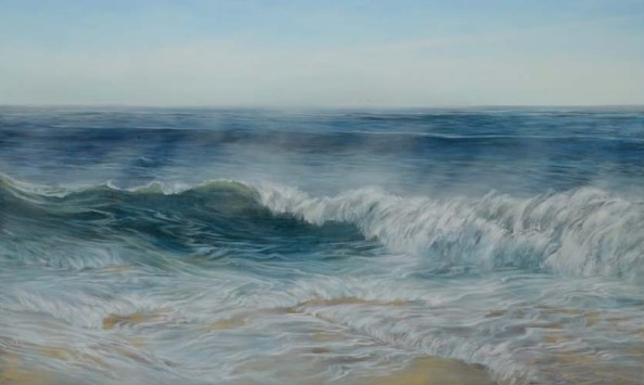 TM8693 Brisk Morning 36x60 oil onpanel