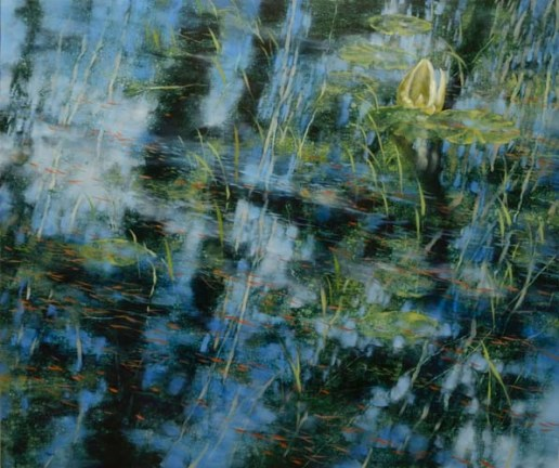 TM8921 Ode to the Shallows 34x40 oil on panel