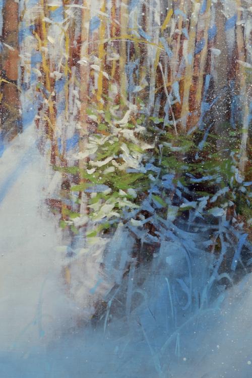 Snowy Woods Teri Malo Studio